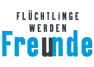 Logo Flüchtlinge_werden_Freunde